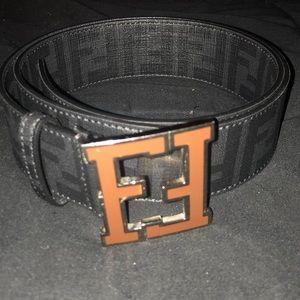 New fendi belt size 30-34